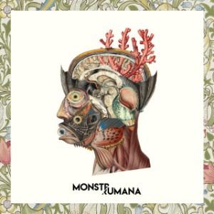 logo del podcast di mostrumana